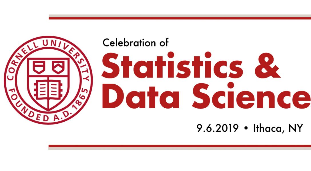 Celebration of Statistics and Data Science 2019 logo