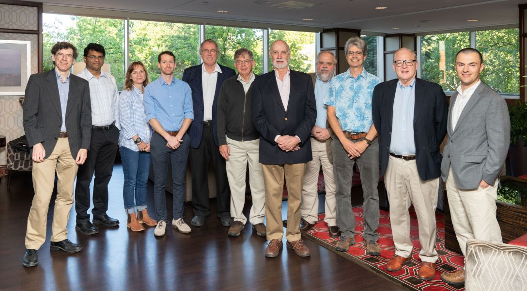 The presenters at the 2019 Cornell Celebration of Statistics and Data Science