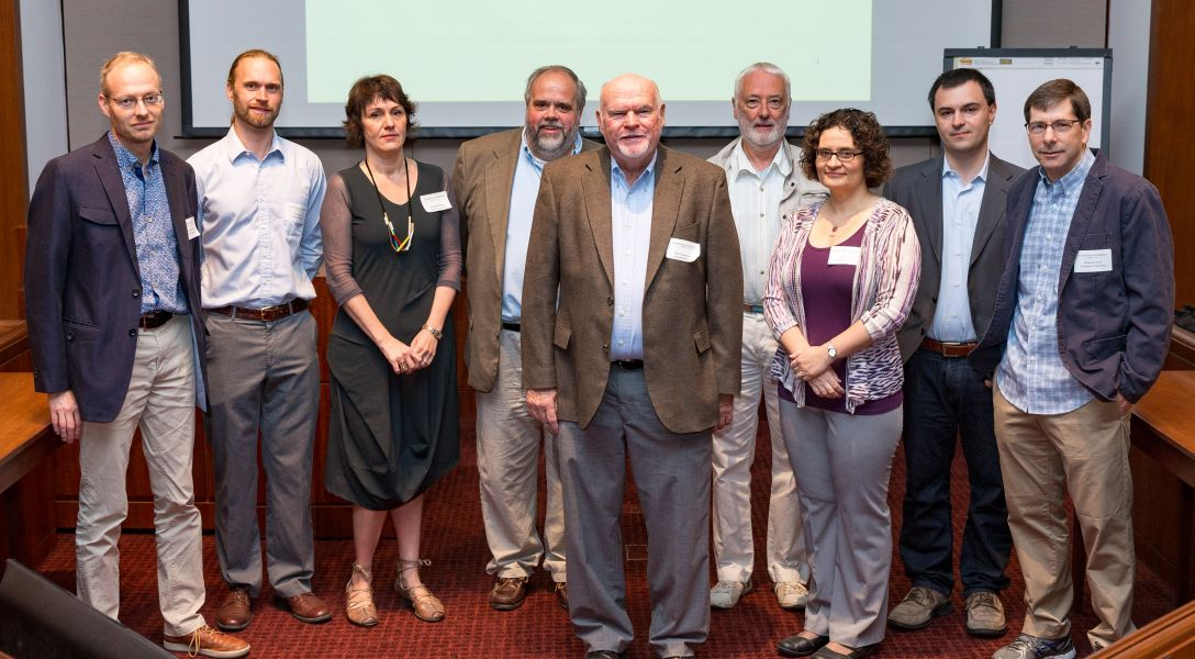 Presenters and organizers of the 2015 Day of Statistics