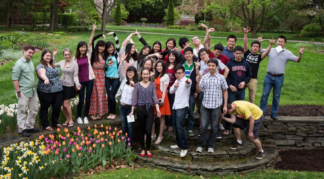 MPS picnic group shot