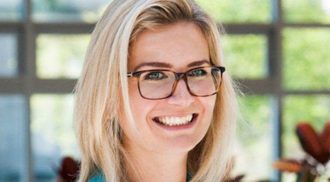 Headshot of Veronica Rockova