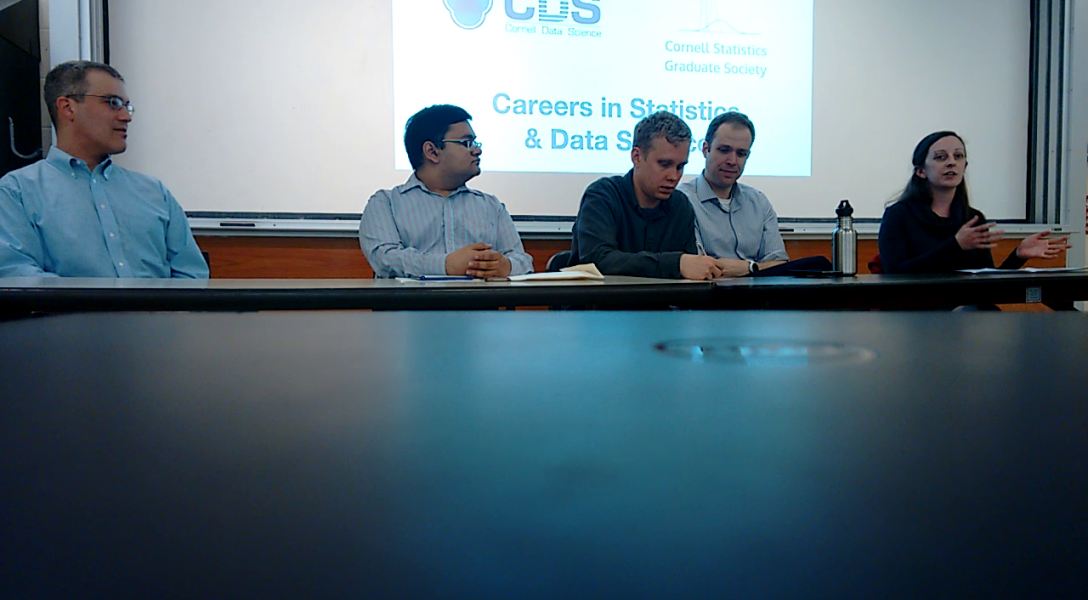 Stats Careers Panel