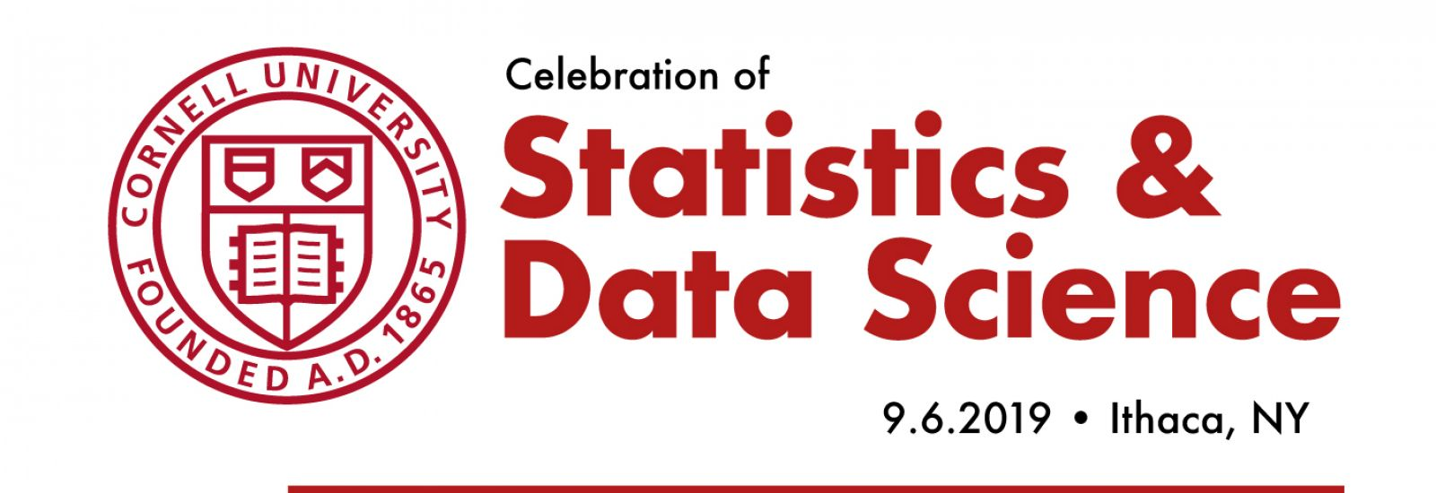Celebration of Statistics and Data Science banner